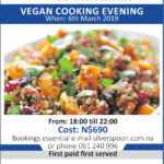 Silver Spoon Academy Vegan Cooking Classes