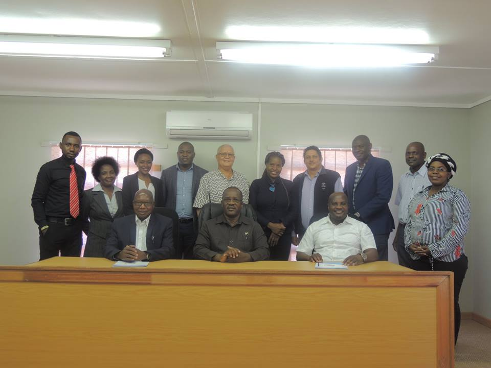 Smart partnerships will develop Oranjemund
