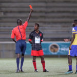 Black Africa suffers first league defeat