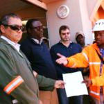 Swakop Uranium condemns secret recording