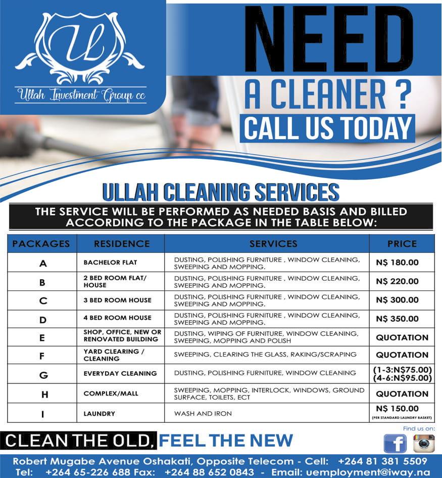 Ullah Employment Agency