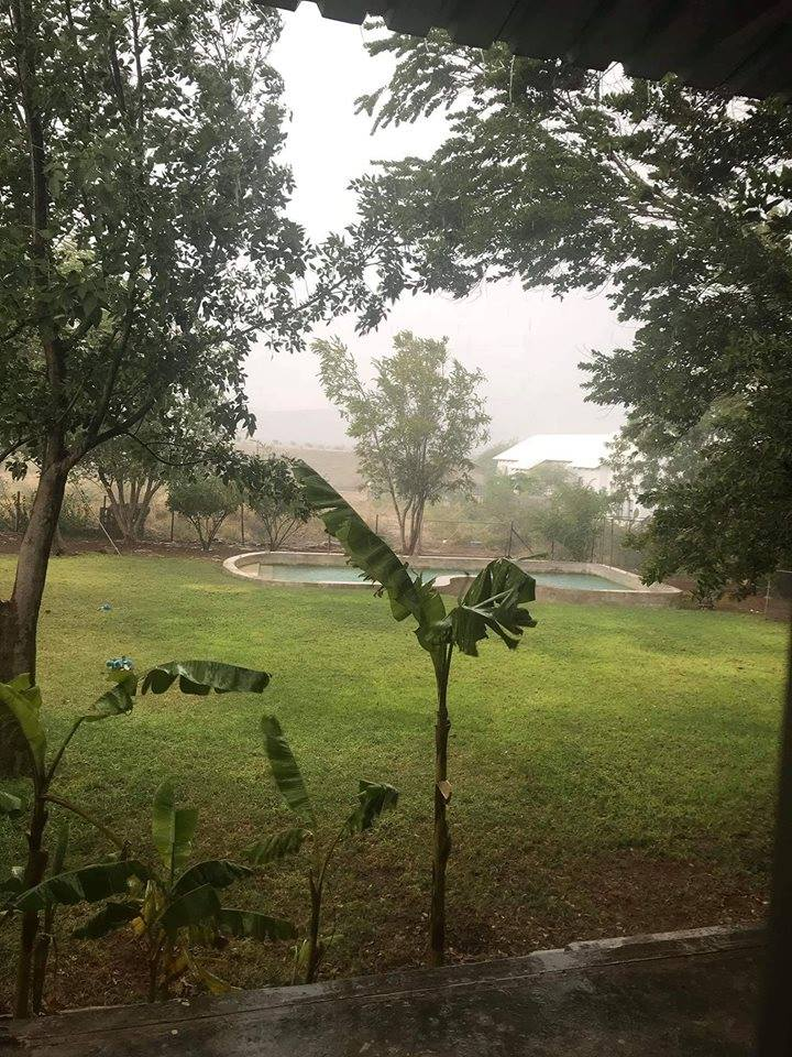 Welcome rains reported in north western Namibia