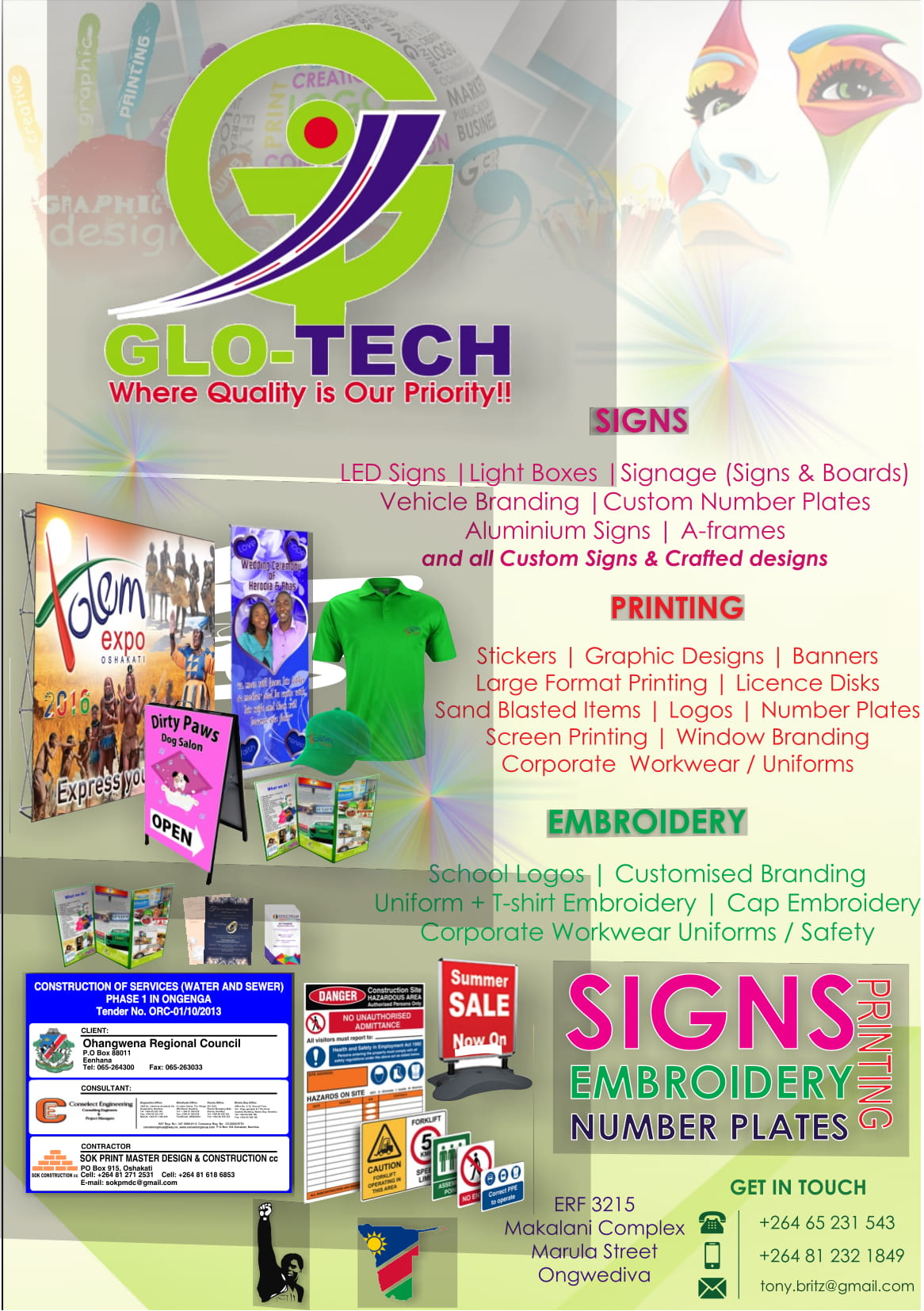 Glo Tech Ongwediva
