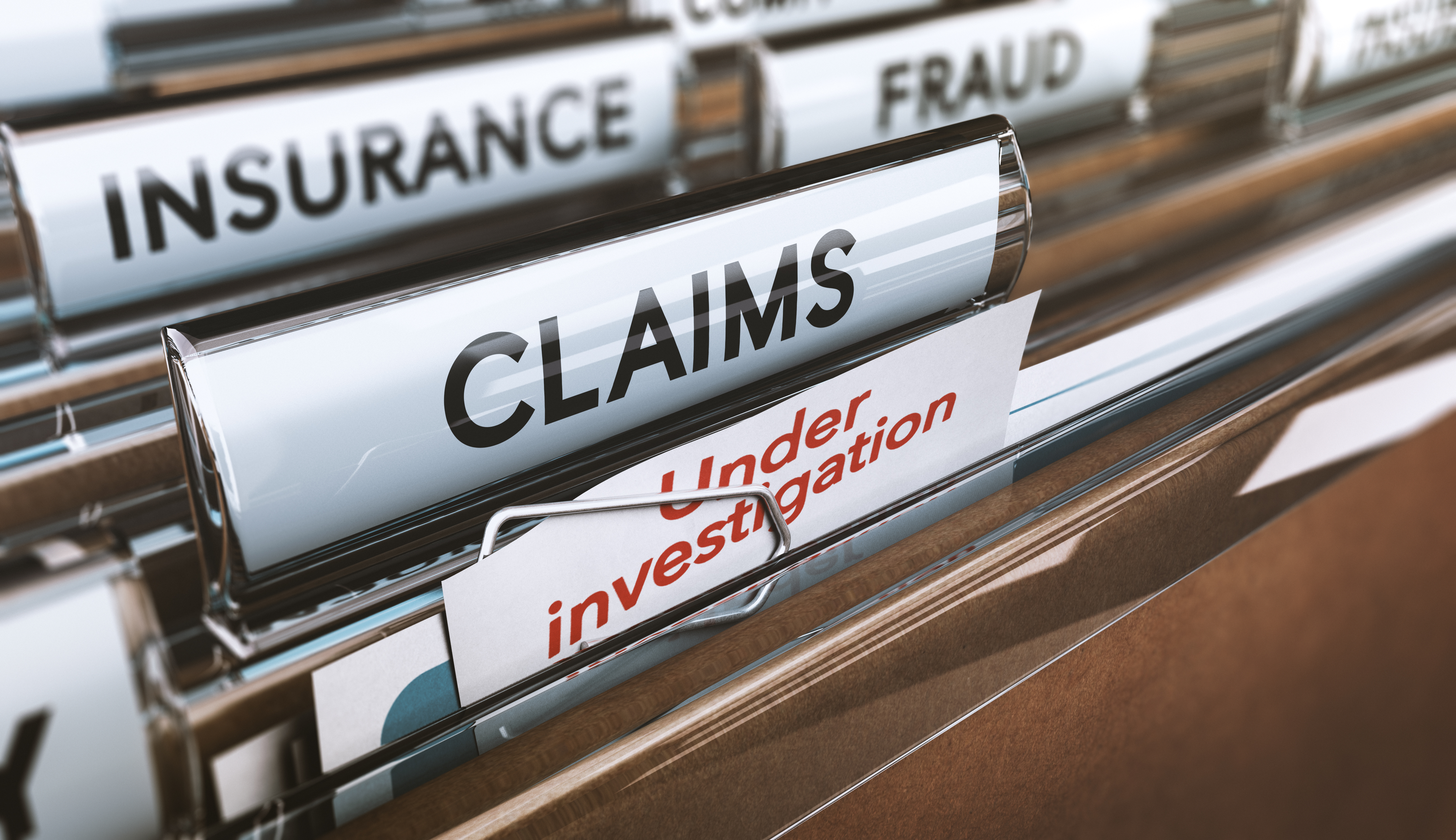 Man in purported insurance fraud claims identity theft