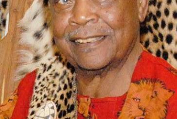 Aandonga King Kauluma has died