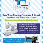 Clearview Sewing Machines & Repairs