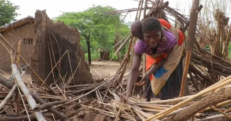 Cyclone Idai leaves trail of death and destruction