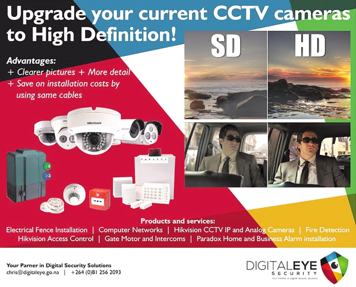 Digital Eye Security