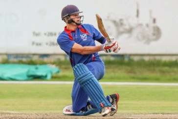 Erasmus to captain Namibian cricket team