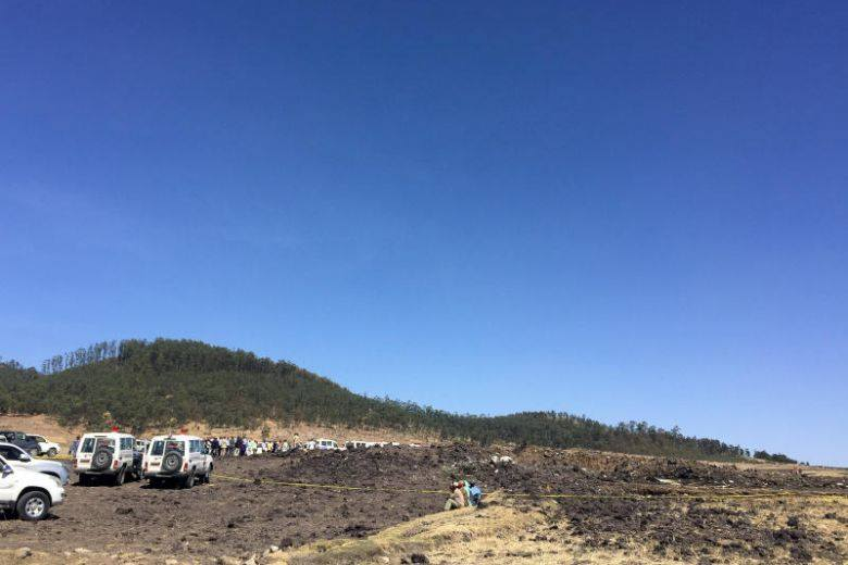 Ethiopian Airline crash kills all on board