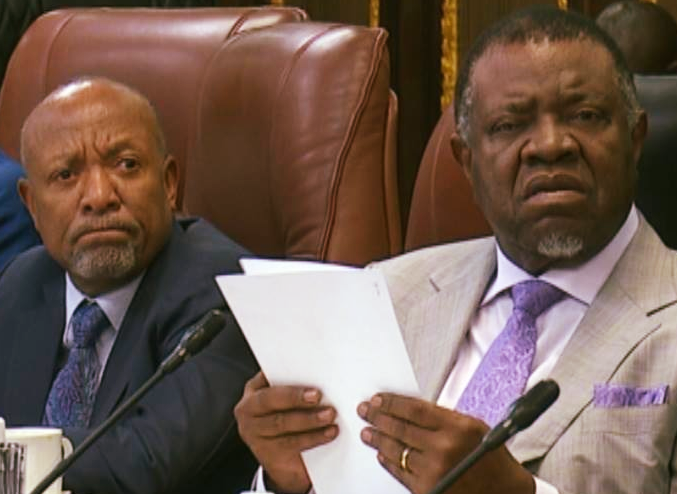 Geingob berates MUN leadership for wasting time