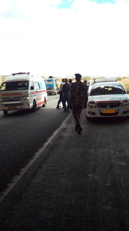 Gruesome public suicide shocks motorists