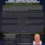 Internationally Acclaimed Capetonian Psychic