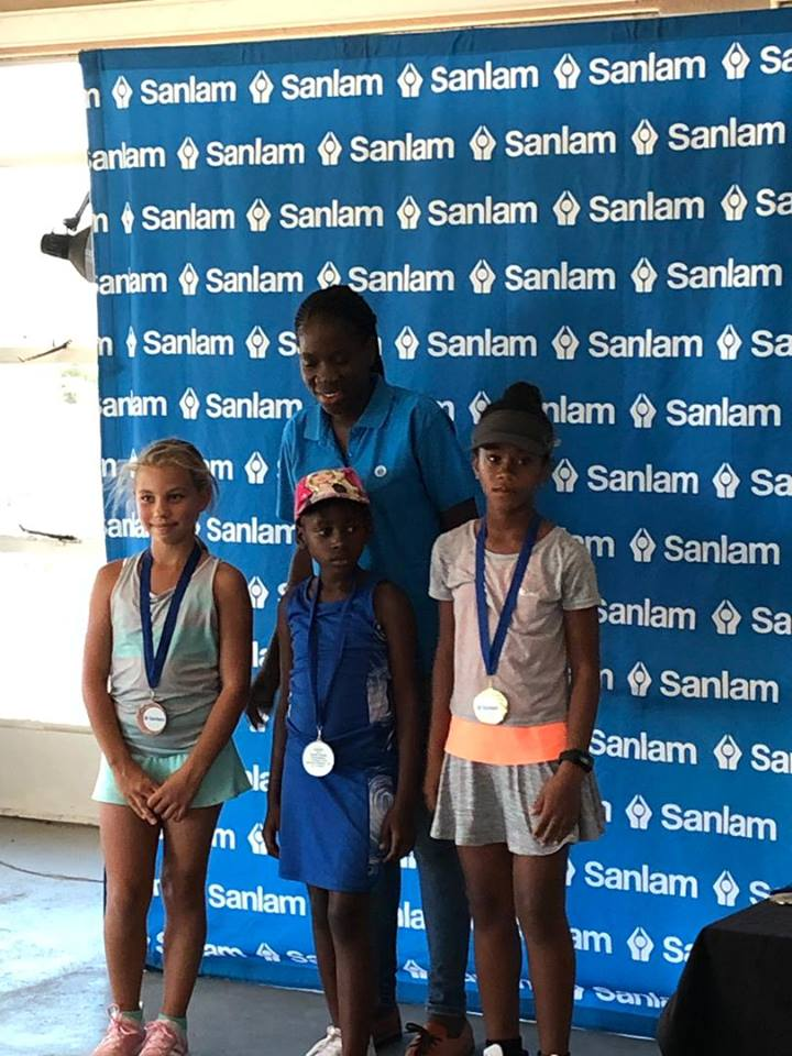 Junior Tennis Tournament a huge success