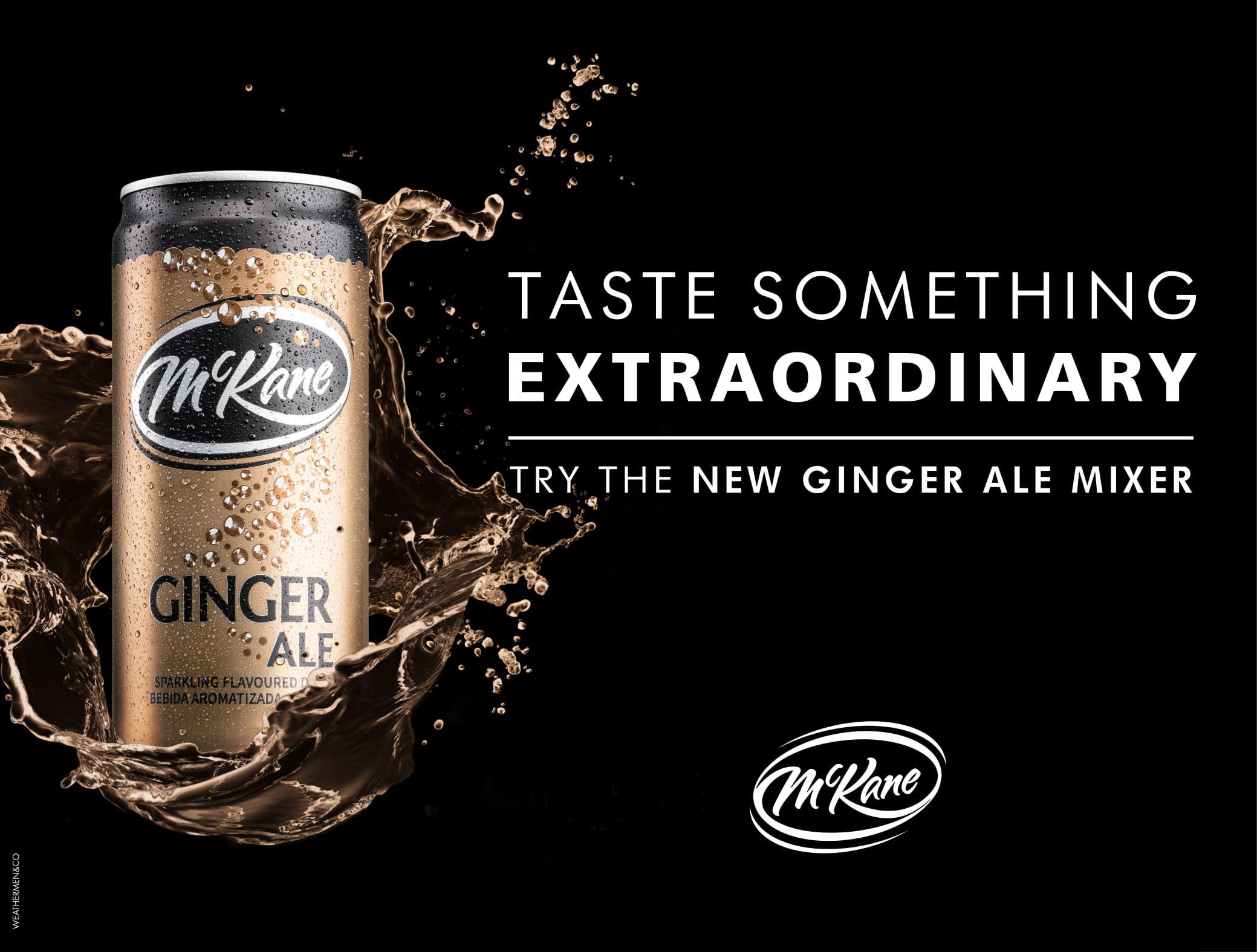 McKane Ginger Ale