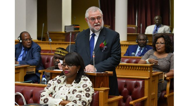 Minister of Finance tables National Budget in Parliament