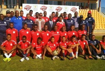 Minister visits Brave Warriors ahead of Zambia clash