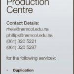 Namcol Multi Media Production Centre