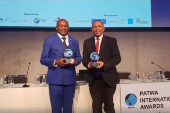 Namibia wins big at PATWA Awards in Germany