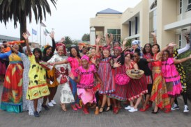 Namport celebrates Independence in style