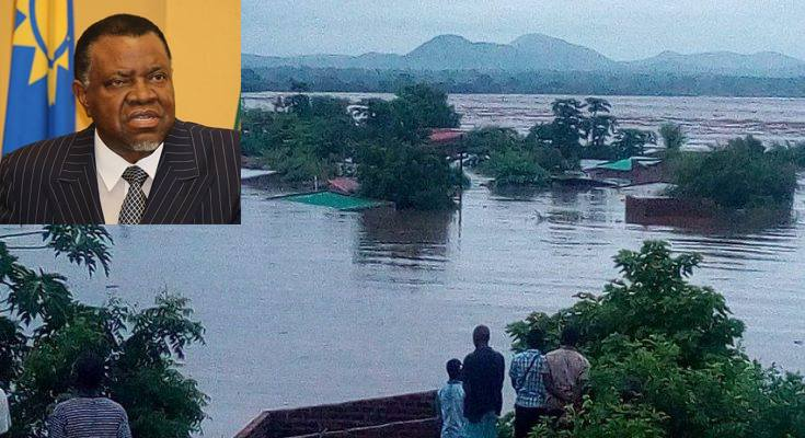 President extends condolences to victims of Cyclone Idai