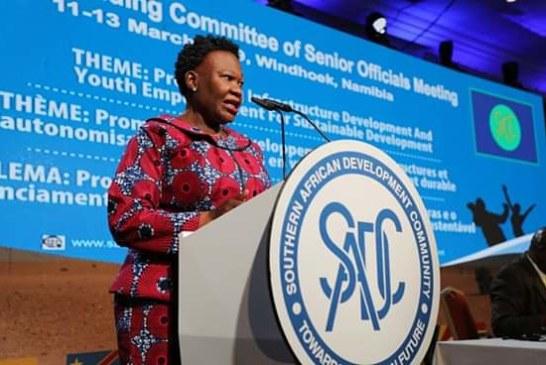 Senior Officials meeting focus on resolution implementation