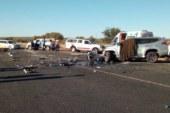 Six people killed in gruesome crash