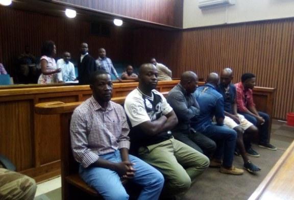 Tax Fraud accused plead not guilty