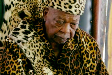 The nation mourns beloved King Kauluma
