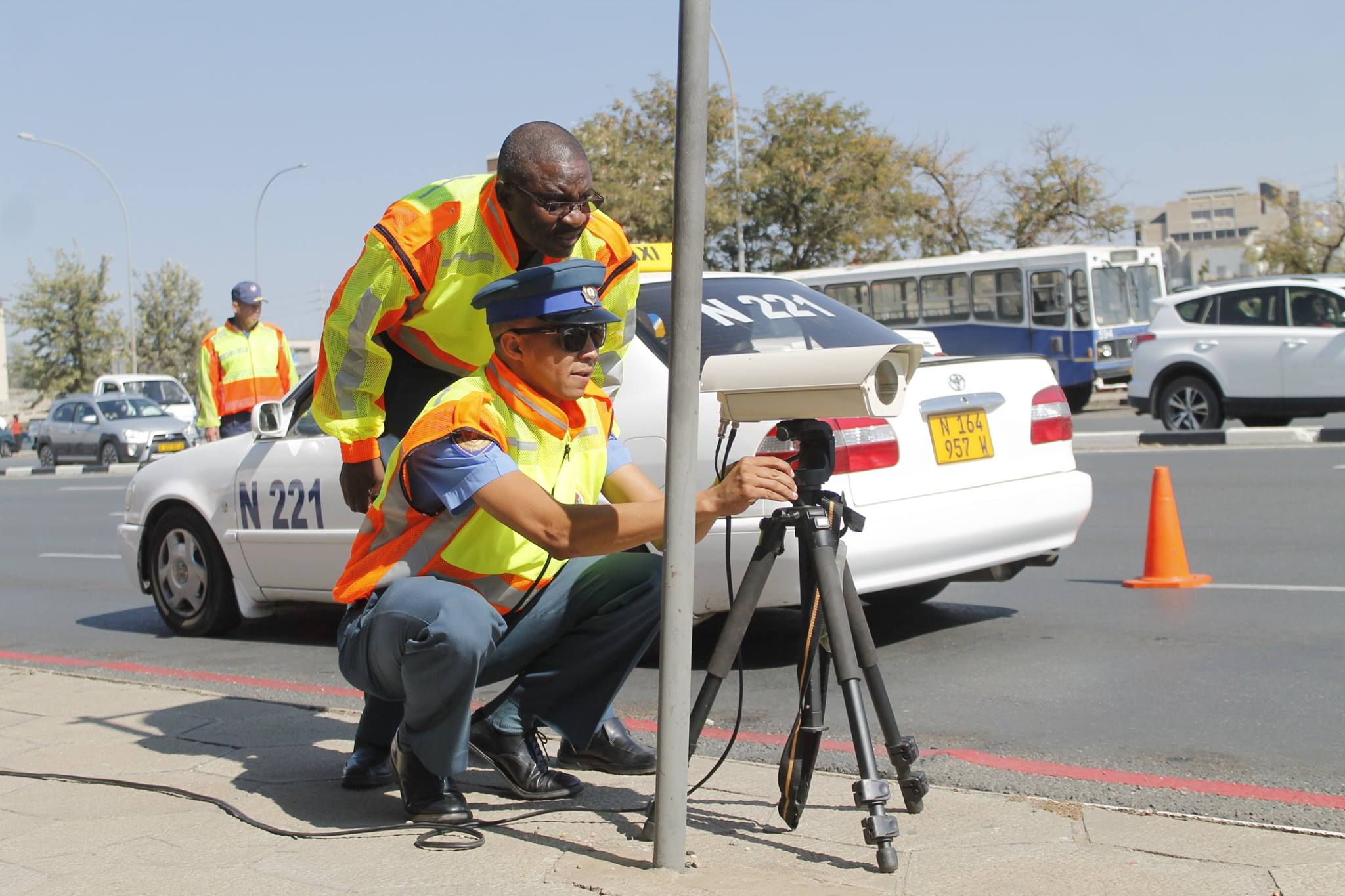 Thousands of Windhoek motorists face instant arrest