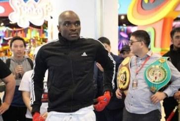Ndafoluma bends the knee in Kazakhstan