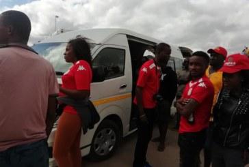The fans embarrassed us- Mwiya