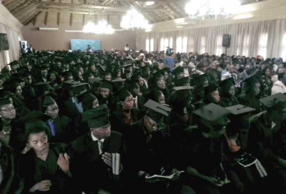 Ndafenongo to IOL graduates – 'Use your brain power to unlock learner's potential'