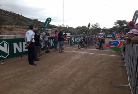 African mountain bike championship starts in Windhoek