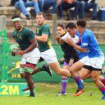 Namibia XV bucks under Junior Bok pressure