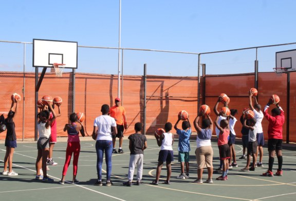 Namibia hosts first ever basketball convention