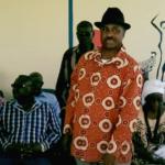 New King addresses Ondonga elders