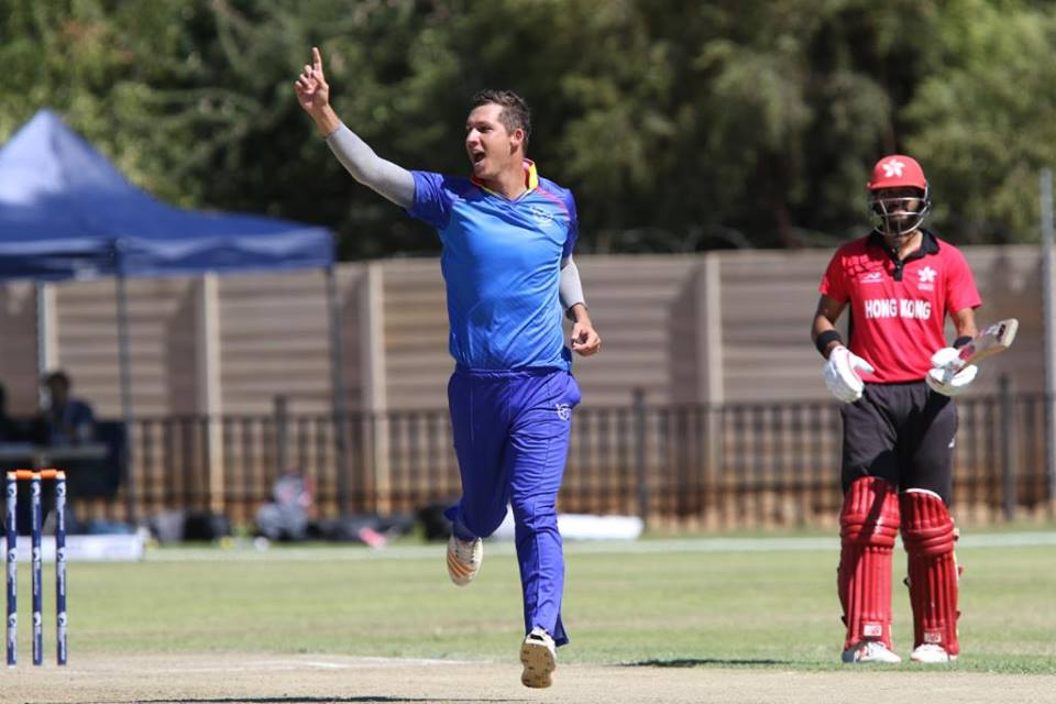 Namibia beat Oman in ICC World Cricket League Division Two final