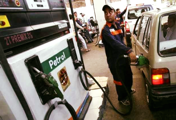 Namibians face sharp increase in petrol price