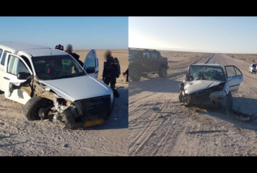 Crash claims one victim near Rooibank