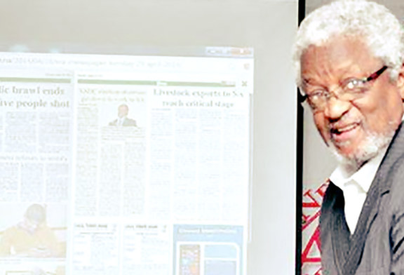 Official Funeral conferred on veteran journalist
