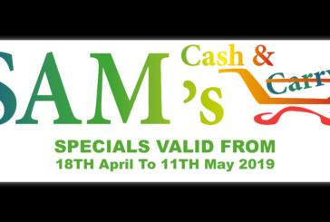 Sams Cash and Carry