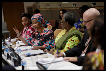 Women vocal in Peace and Security