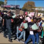 Students demand NSFAF assistance