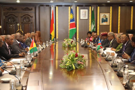 Agreements will build stronger ties between SADC and ECOWAS