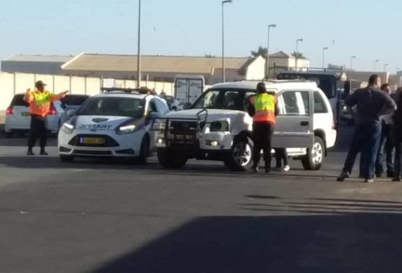 Another hit and run rocks Walvis Bay