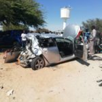 Two die in motor accident at Ongwediva