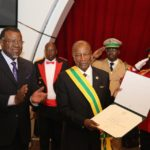 Highest Namibian honour bestowed on President Condé