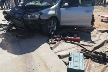 Robbery was allegedly the cause of Ongwediva multiple accidents