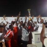 Stars crowned Standard Bank Cup Champions